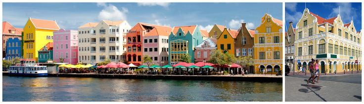 Willemstad, Curacao Situated on the southern Caribbean island of Curacao, this harbor-accessed city center is both Curacao's capital, as well as a UNESCO World Heritage Site. Established in 1634, the city is known for its Dutch architecture and reputation as the largest oil refinery in the Caribbean (formerly the world).
