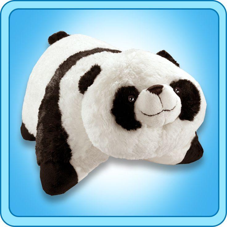 PeeWee Comfy Panda | My Pillow Pets® Canada