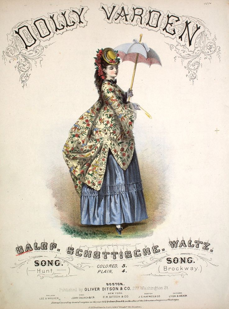 80 best images about Victorian sheet music covers on Pinterest ...