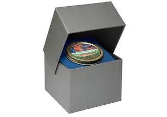 Kaspia Caviar Imperial Baeri     ¡Caja regalo con lata de 50g y envío incluido!