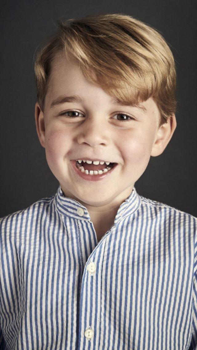 Prince George turns 4