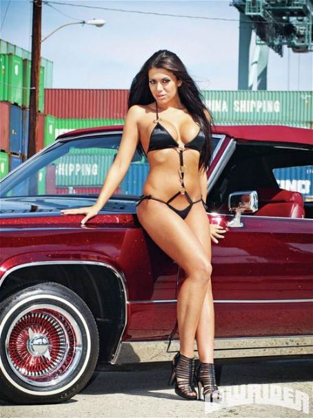 Lowrider cars girls hot cleared