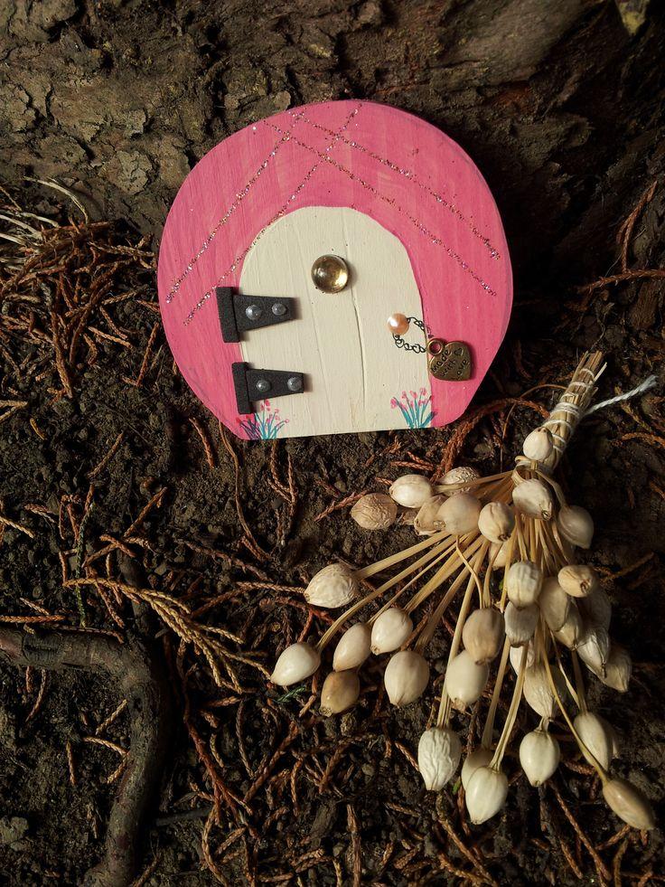 small fairy door £7 https://www.facebook.com/pages/Fairy-Doors/521697827917316