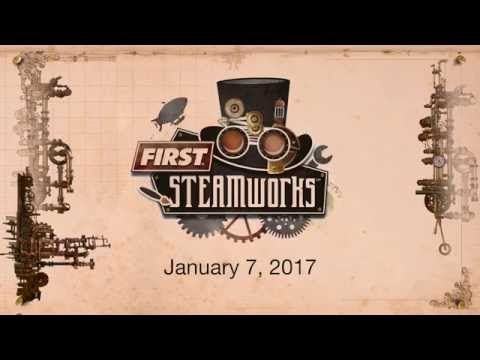2017 FIRST Robotics Competition Teaser | FIRST . STEAM works competition starts in January. Get information now.
