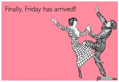 Happy Friday Fit Addicts! Busk in the joy of Friday, we are here at FitAddict HQ. Some exciting things planned for the upcoming week. Trying to launch some new features for Monday. A busy weekend for us. http://fitaddict.me #joinfitaddict #fitnessmotivation #happyfriday #fitfriday