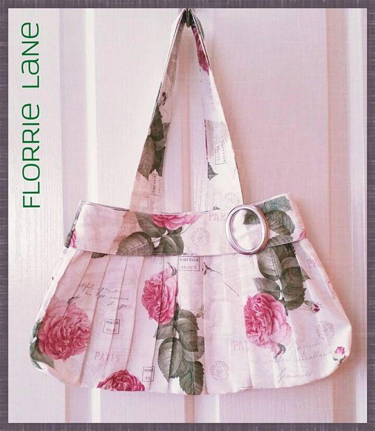 Handmade by Florrie Lane This delightful bag