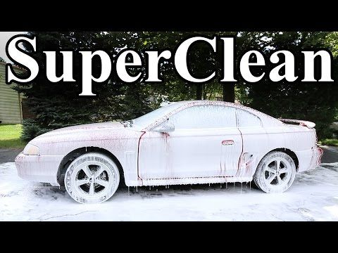 How to SUPER CLEAN Your Car (Best Clean Possible) - YouTube 18:54 (IT LOOKS BRAND NEW!)