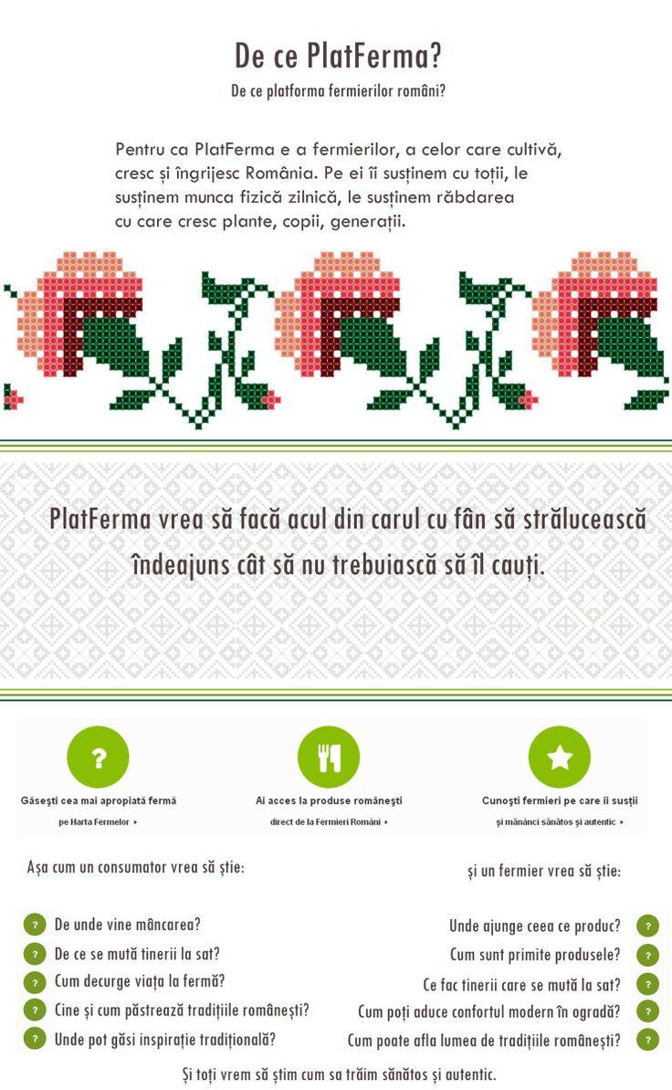 PlatFerma - Platforma Fermierilor Români