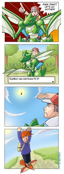 Pokemon, the logic!
