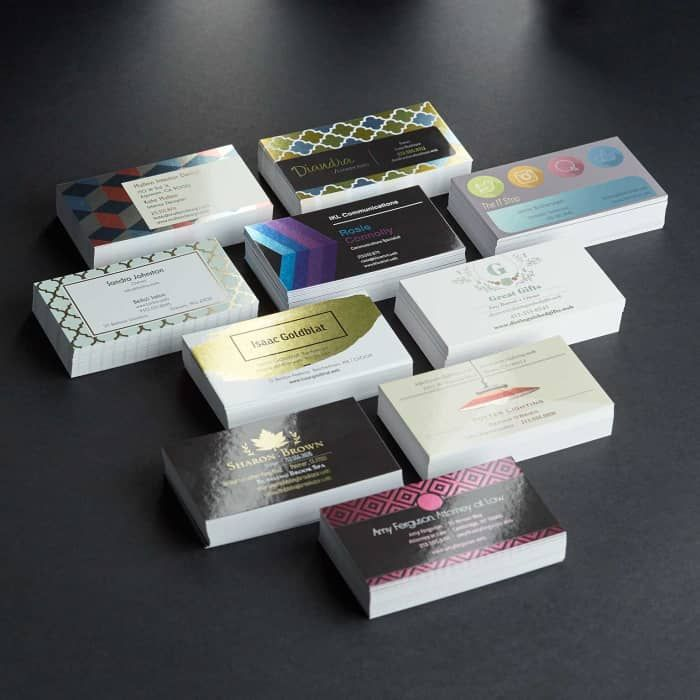 Custom Standard Business Cards Business Card Printing Vistaprint Printing Business Cards Photo Business Cards Business Card Templates Download