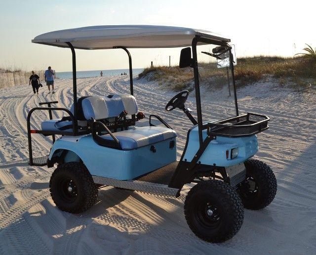 Golf Carts In Panama City Beach Fl