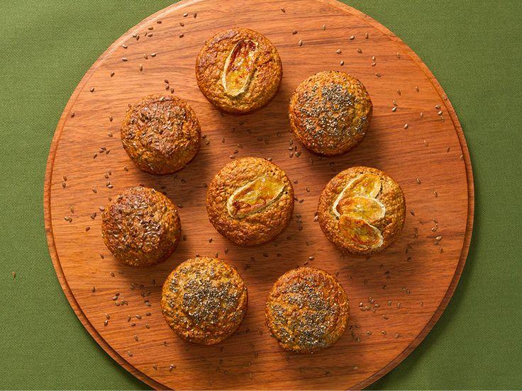 Difícil resistir a um muffin fresquinho. Por isso, resolvi trocar os ingredientes para tornar esta delícia mais magra e funcional.