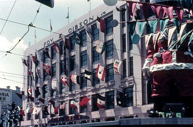 Melbourne: Foys November 1956 - Olympic City