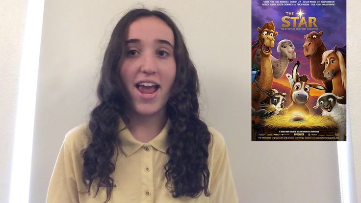 Film Review: The Star by KIDS FIRST! Film Critic Samantha M. #KIDSFIRST! #TheStar