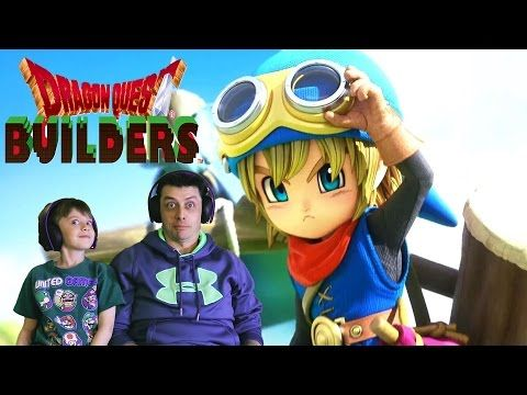 Dragon Quest Builders Game Intro - YouTube