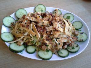 Bami à la Beb | Vegetarisch eten is een feest!