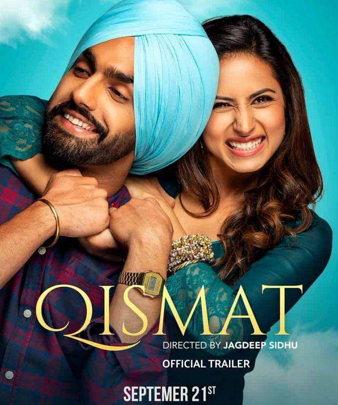 Ammy Virk Sargun Mehta Starrer Upcoming Romantic Comedy Punjabi