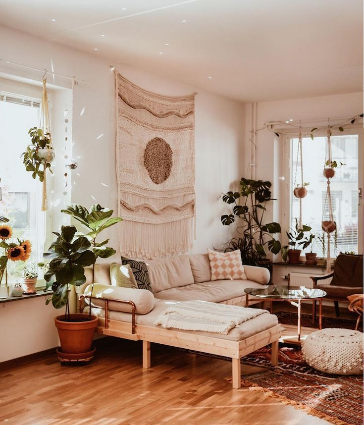 My Scandinavian Home The Cosy Stockholm Home Of A Macrame