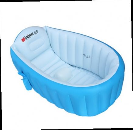 44.00$  Buy here - http://ali3x4.worldwells.pw/go.php?t=32676083596 - bathtub inflatable baby pool 96*60*30CM inflatable  bath tub  pools for baby kids inflatable intex child baby swimming pool tub
