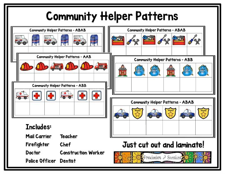 Pin On Community Helpers
