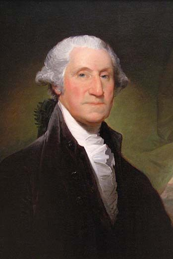 George Washington was the First President of the United States (1789 -1797)