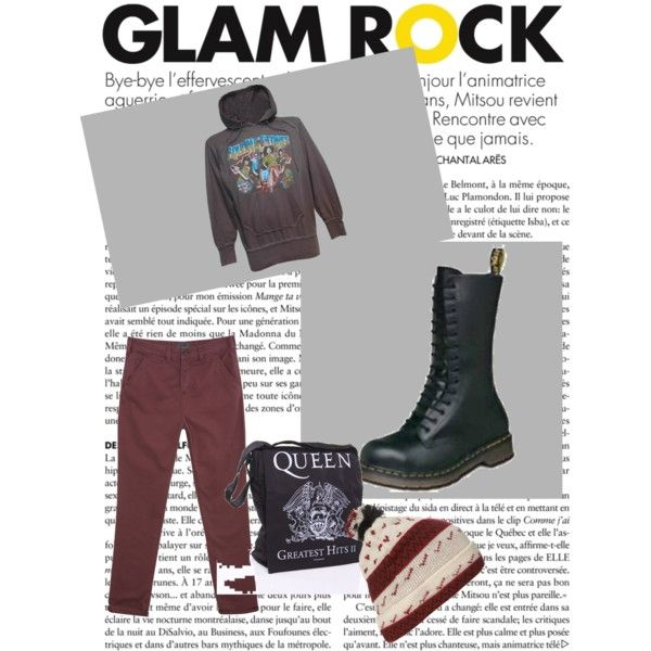 COOL OUTFIT /// Dr Martens 1460z Black Smooth outfit idea
