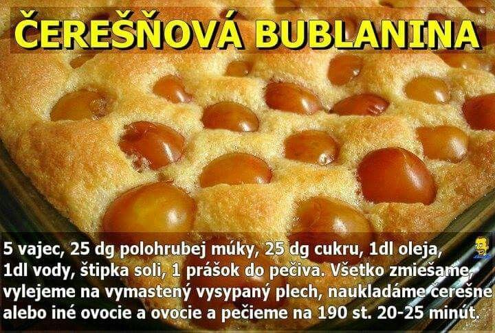 Bublanina.