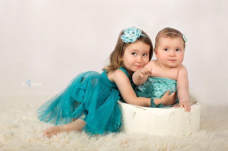 sesja dziecięca_Madzia i Ola