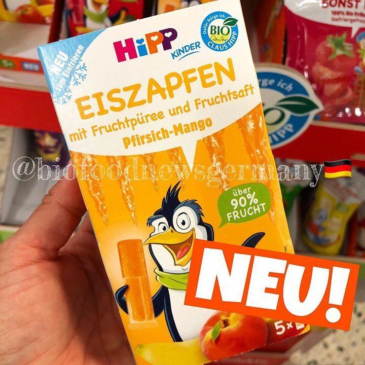 Werbung Hipp Eiszapfen Kindereis Produktneuheit Lebensmittelneuheiten Neu Foodnews Foodnewsgermany Foodnewsgermany 2018 Foodblogger Germanfood S S Izobrazheniyami