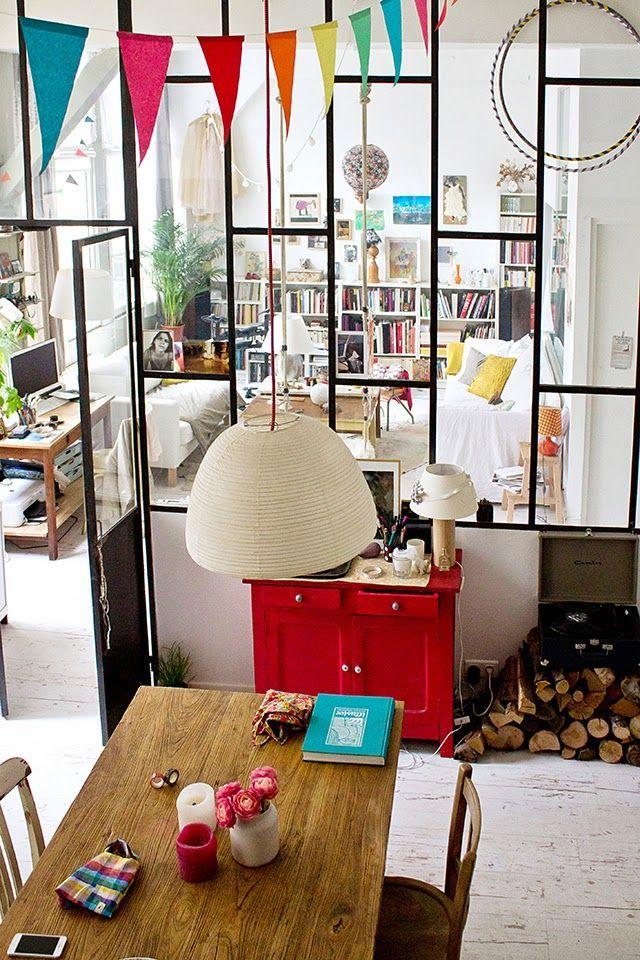 Pinterest 25 intérieurs qui donnent envie davoir une verrière closetsindustrial salonindustrial windowsindustrial styledecorating ideasdecor