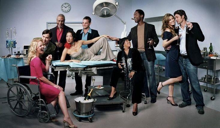 Cinque tra le scene più belle di Grey's Anatomy