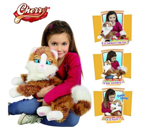 GIOCHI PREZIOSI Emotion Pets - Cherry the cat £30.33