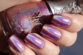 Bilderesultat for nail polish on nails