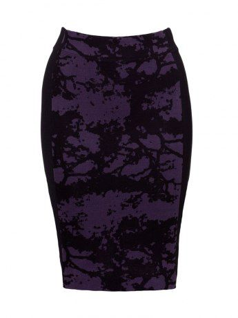 Capone Tube Skirt. Winter dressing from Metalicus