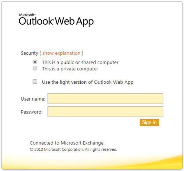 Chla Webmail Login Access