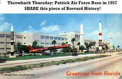 Patrick Air Force Base Cocoa Beach Florida