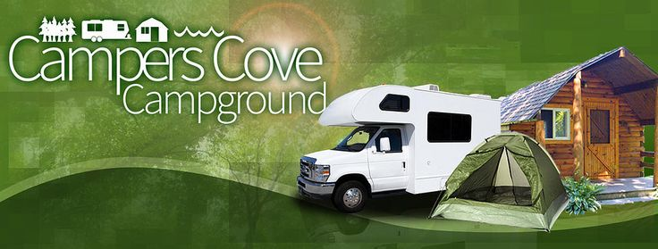 Campers Cove campground located in Wheatley Ontario