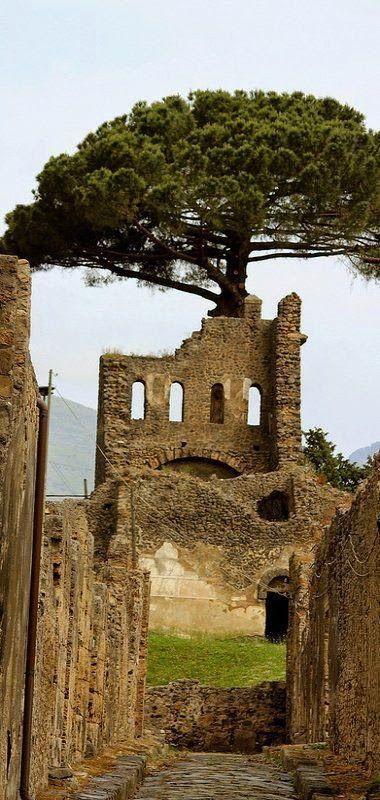 Pompeii, Italy | Incredible Pics
