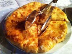 хачапури с сыром к завтраку