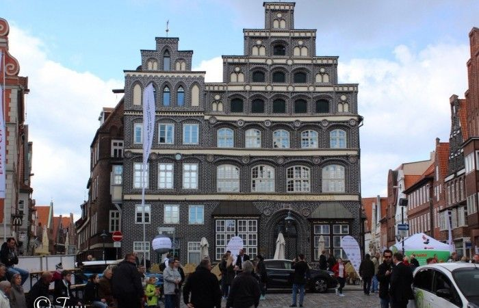 #BlackHouse of Lüneburg  #Lüneburg Heath (German: #Lüneburger Heide) Lunenburg in English, is a town in the German state of Lower Saxony.