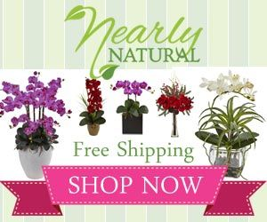 Nearly Natural - Shop Now for the beautiful flowers, wreaths, silk plants and much more!