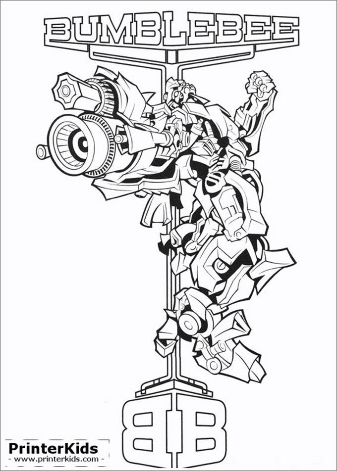 30 Transformers Colouring Pages Free U0026 Premium Templates Bee Coloring Pages Cartoon Coloring Pages Free Printable Coloring Pages