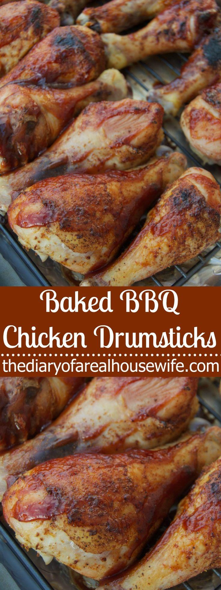 how to make good chicken drumsticks
