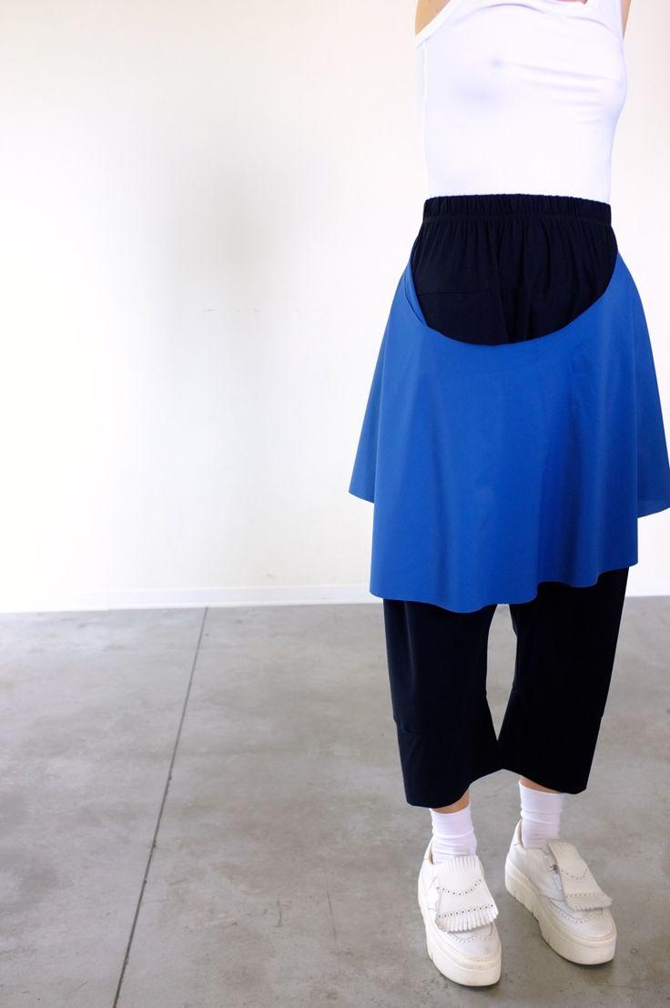 clotilde, top | skirt