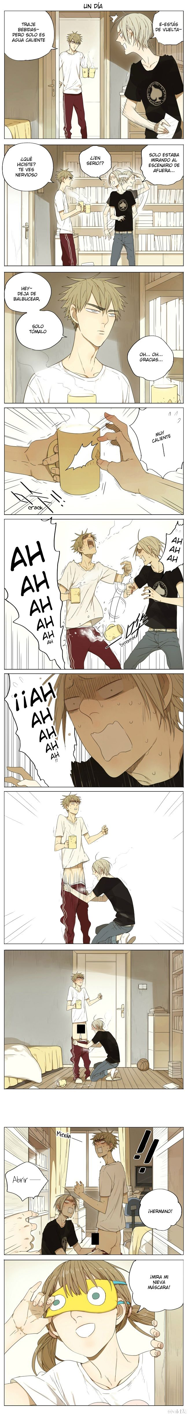 19 Days Capítulo 4 página 3 (Cargar imágenes: 6) - Leer Manga en Español gratis en NineManga.com