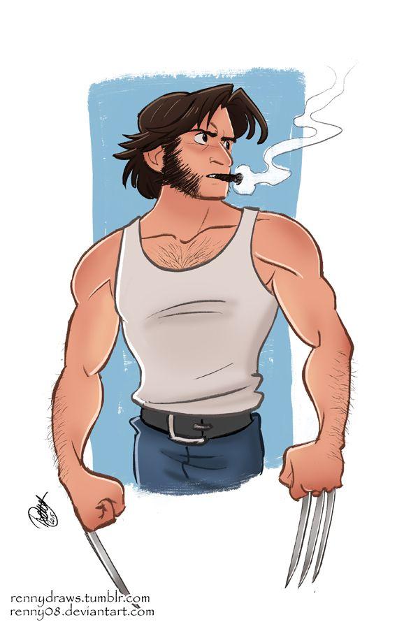 Wolverine animal wolverine is my favorite animal wolverines - Best 25 Wolverine Cartoon Ideas On Pinterest Logan