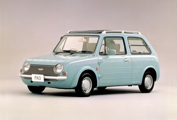 What are some old Japanese cars?