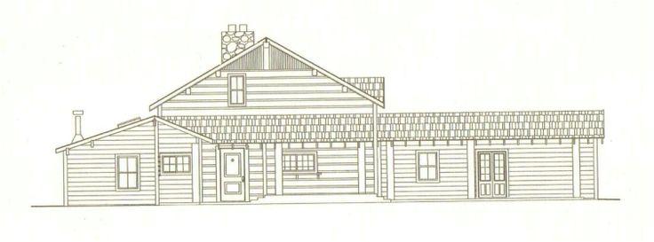 17 Best Images About Ponderosa Ranch House
