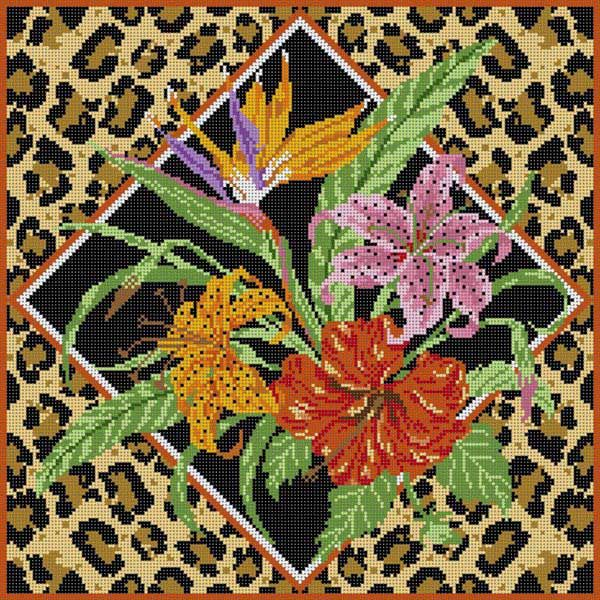 Exotic Floral