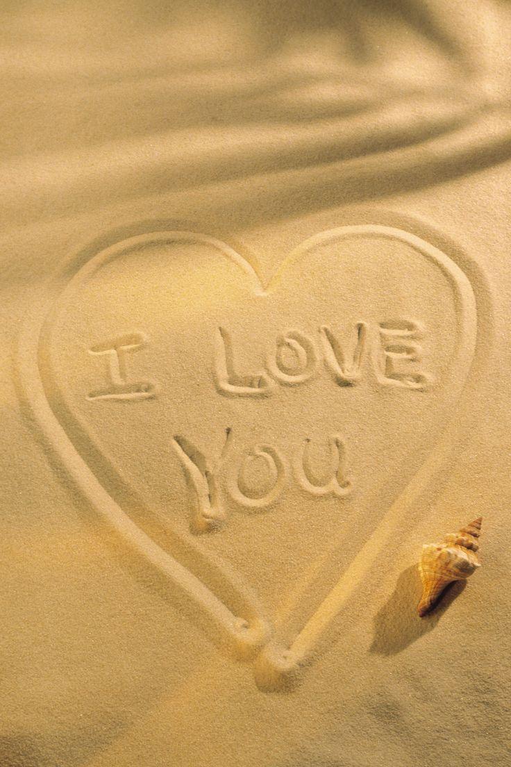 Картинка с надписью я тебя люблю на английском
